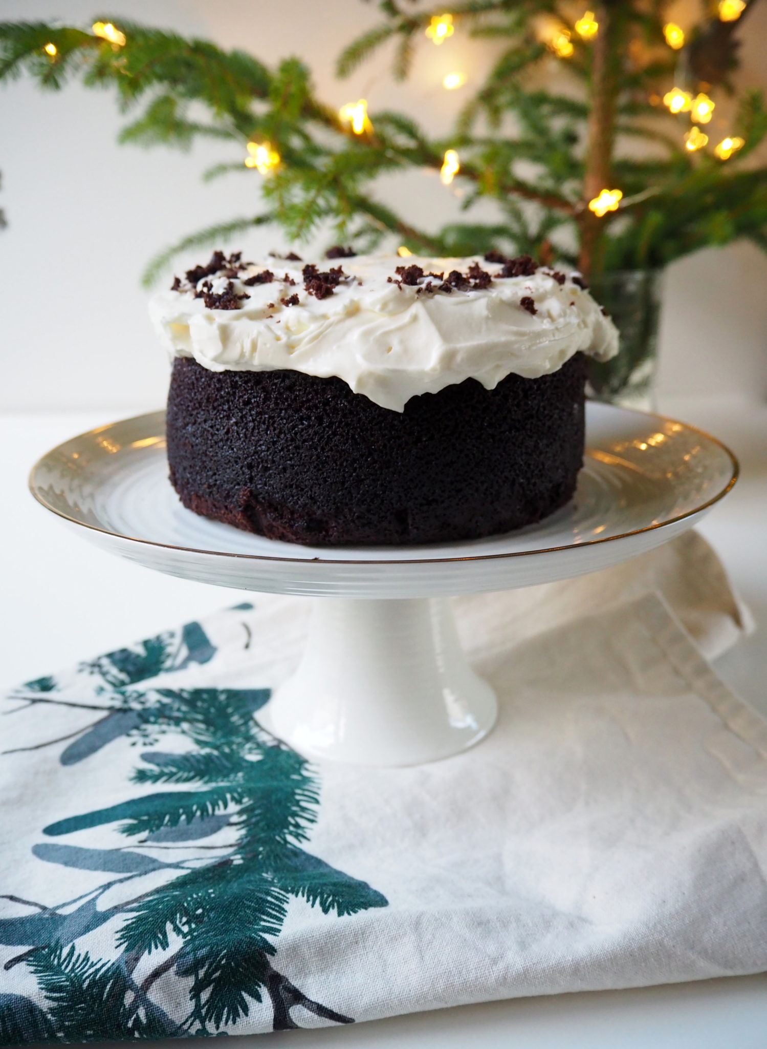 Guinnesskakku – Joulukalenteri luukku 17