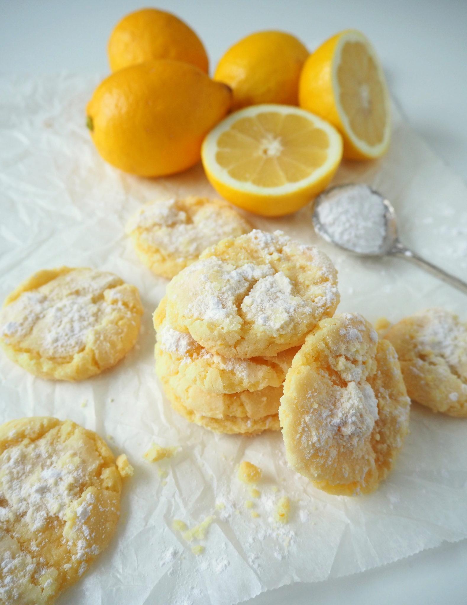 Sitruunakeksit