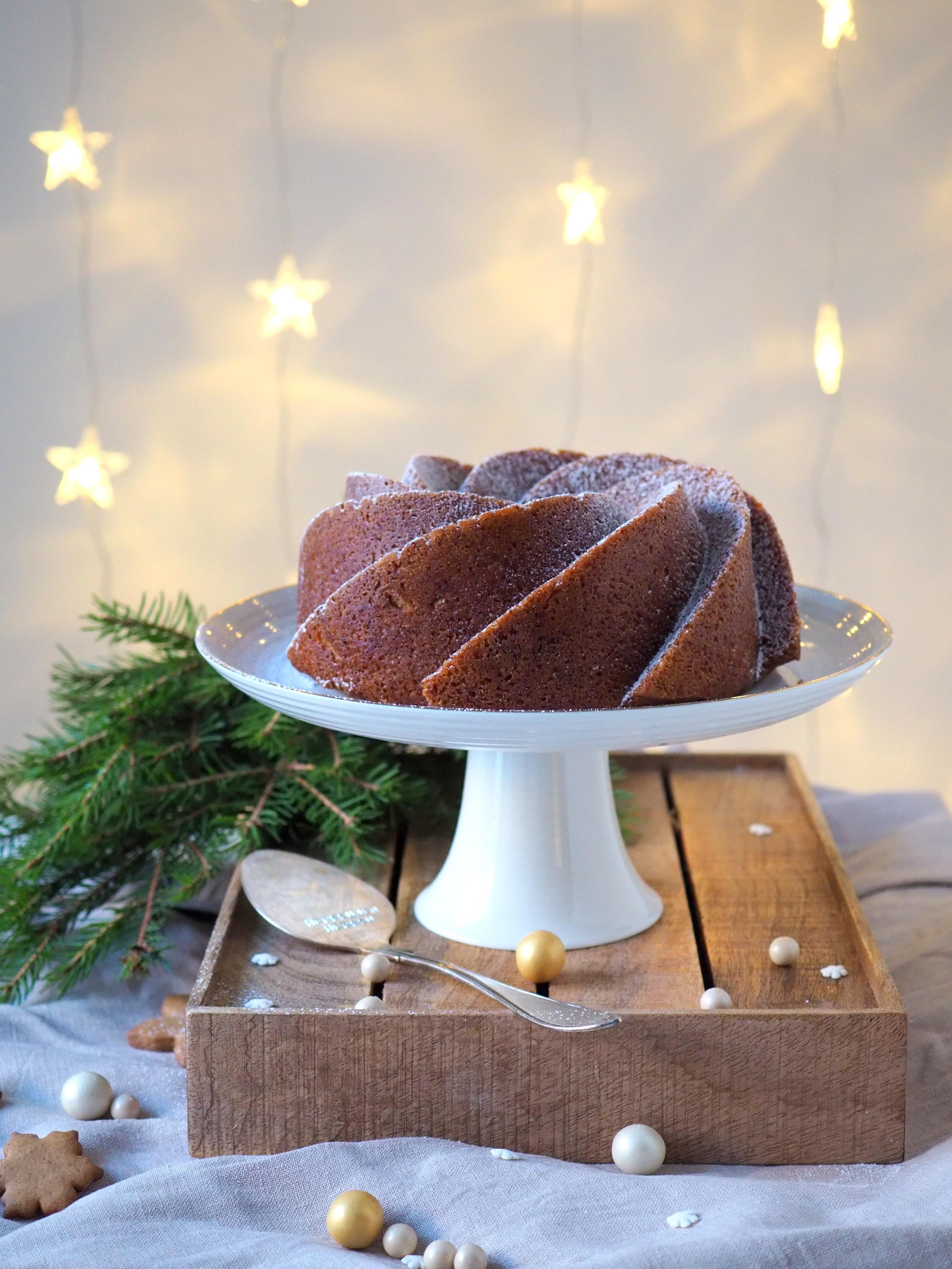 Mehevä appelsiinikakku – Joulukalenteri luukku 15