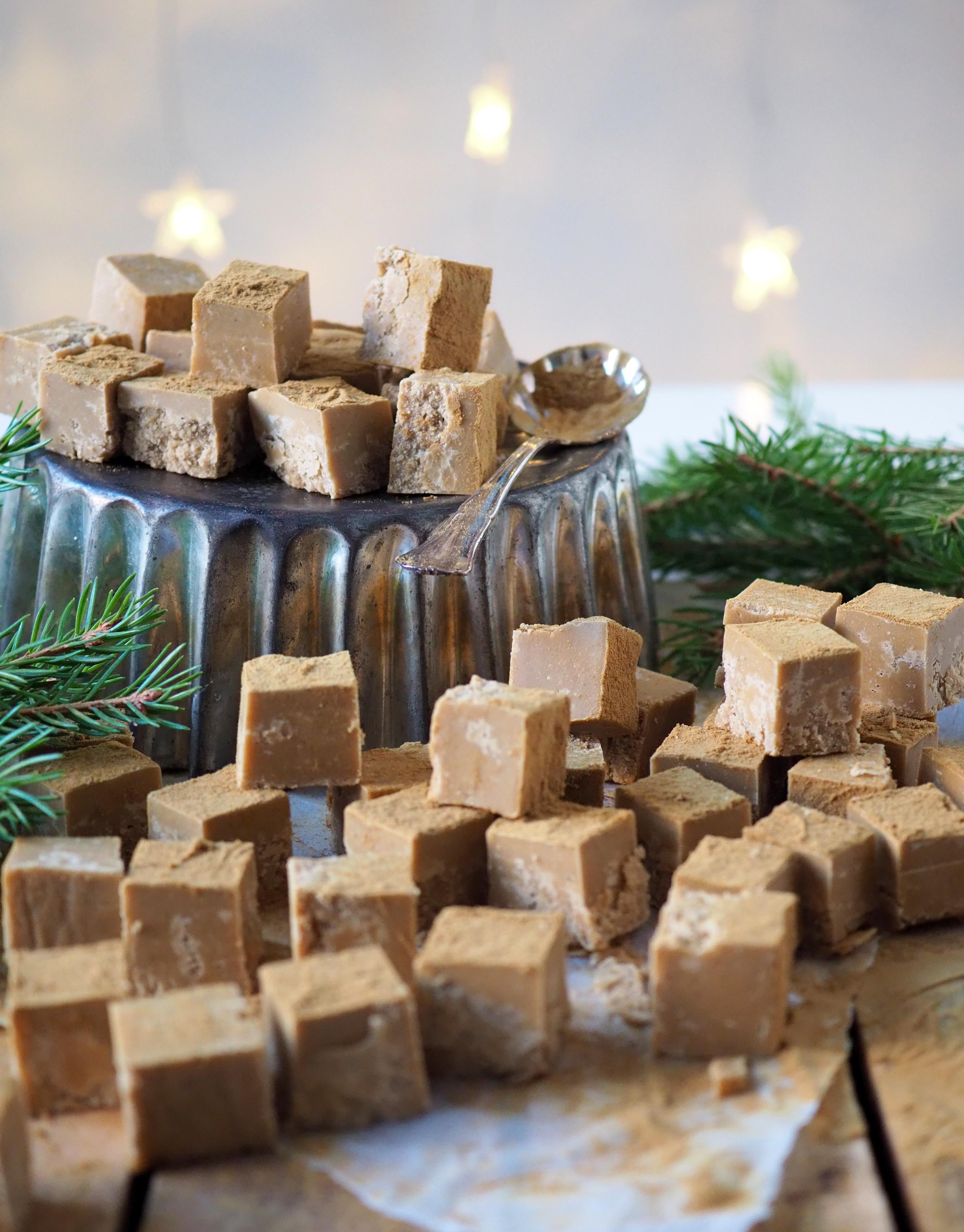 Parhaat joulumakeiset