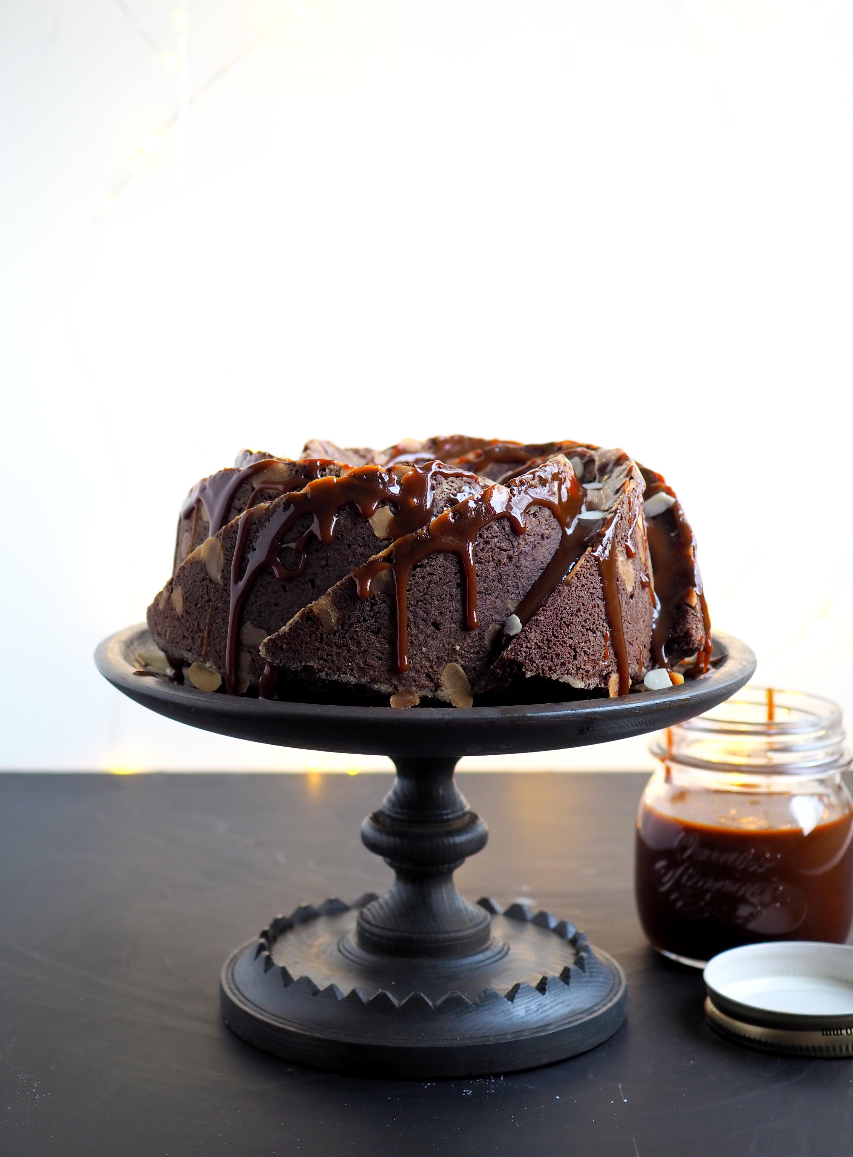 Kanelinen suklaakahvikakku – Joulukalenteri luukku 7