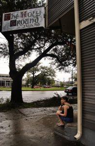 hurrikaanin jälkeen