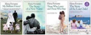 Elena Ferrante palautti fiktion nälkäni
