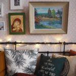Joulufiilistä olohuoneeseen