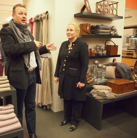 Heidi ja Jari Jaara avasivat pop upin