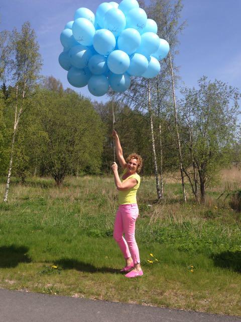 Hengittäisinkö heliumia? Kysyin asiaa lääkäriltä