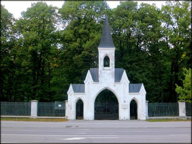 Pärnun hautausmaa