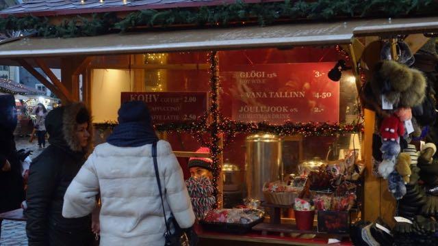 Oletko maistanut VanaTallinnalla terästettyä glögiä?