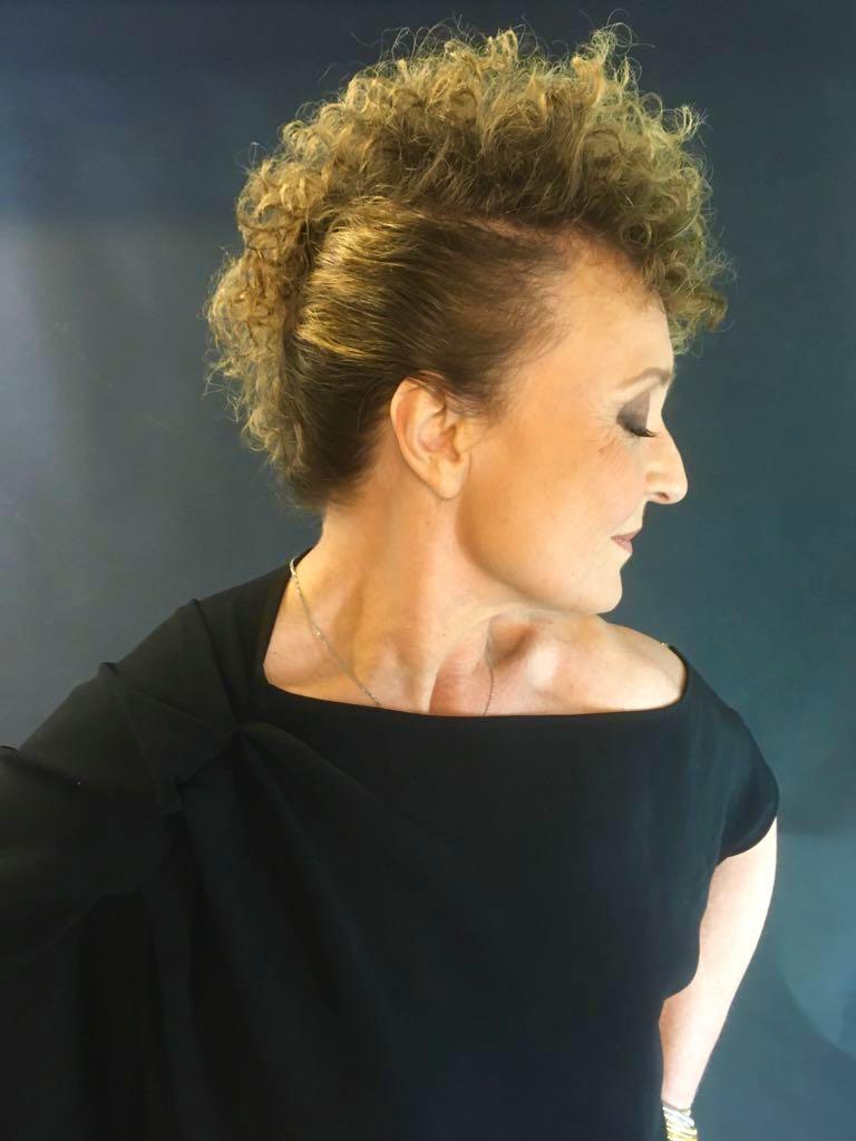 Ihanin tukka ikinä. Idea Annette Tamminen toteutus Krista Stenberg