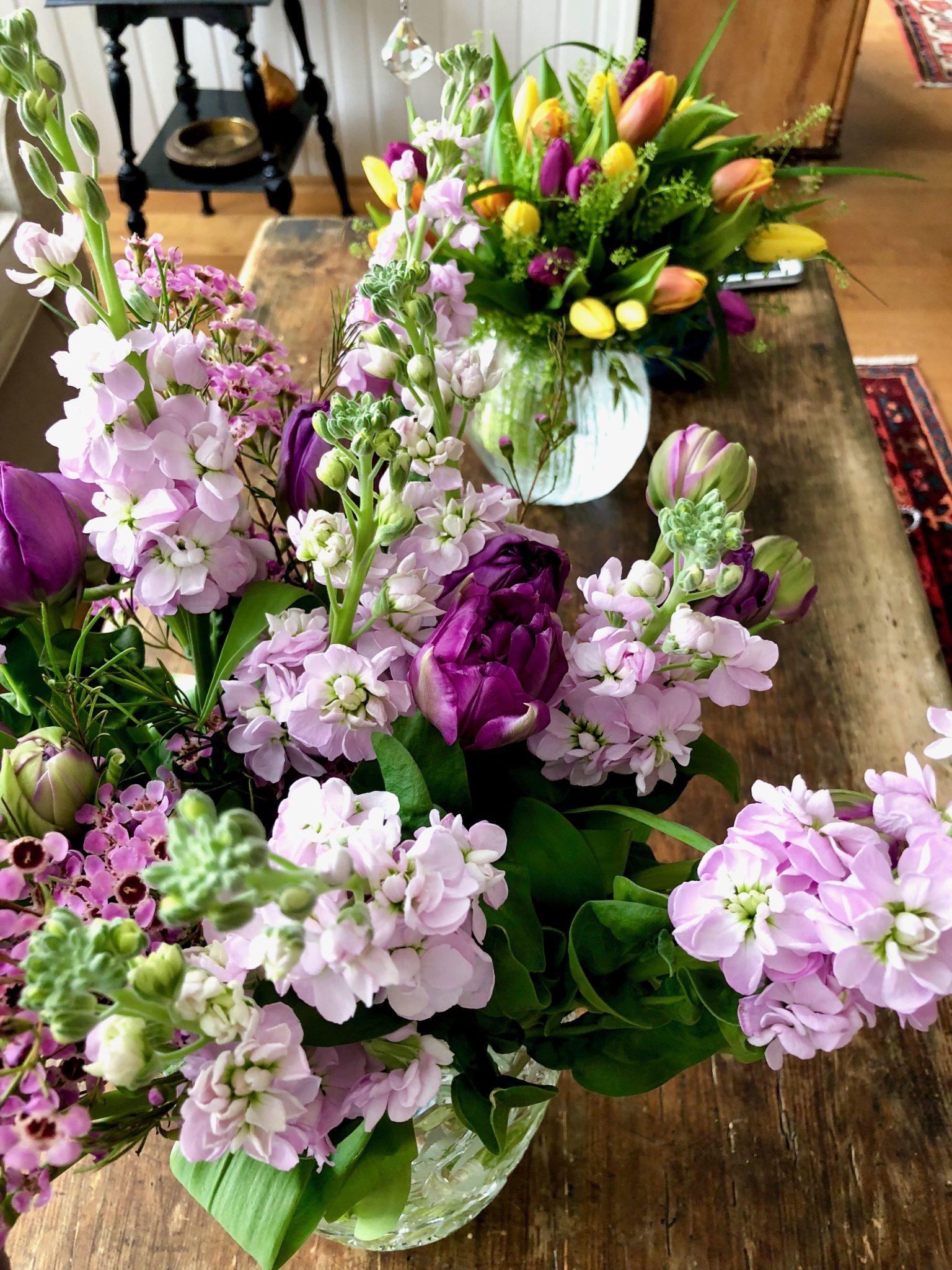 Tuoksuvia kukkia