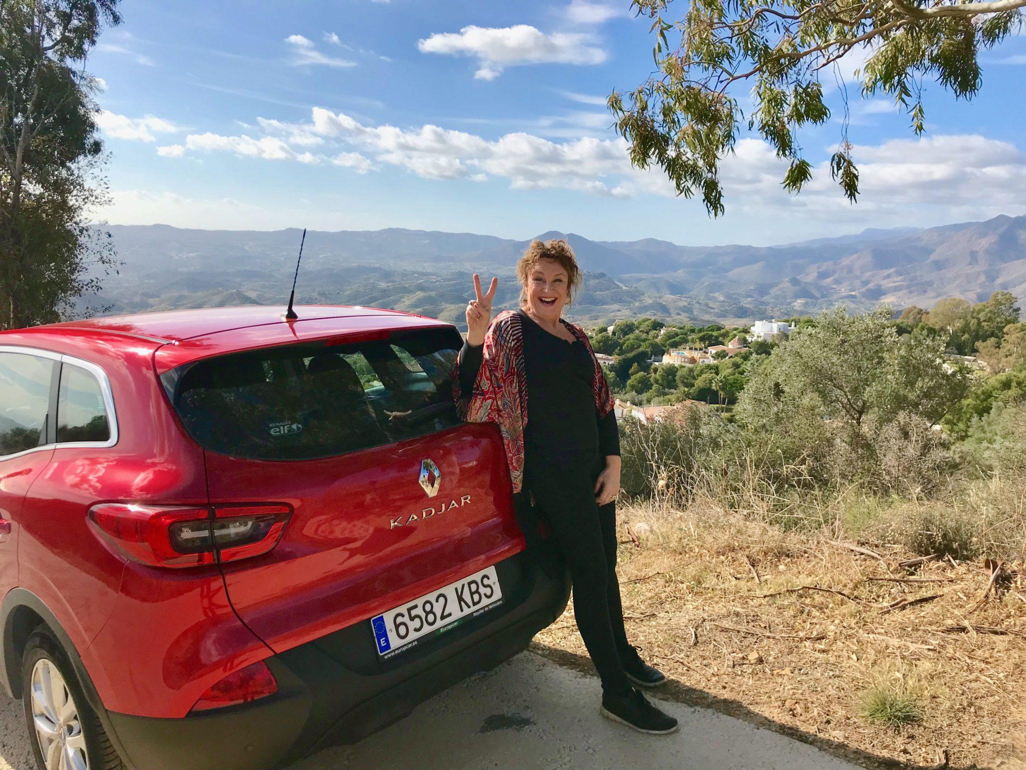 Renault Kadjarin punainen väri on herkku!