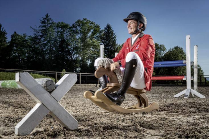 Taitaa olla Steve Guerdat'llakin uusi hevonen.