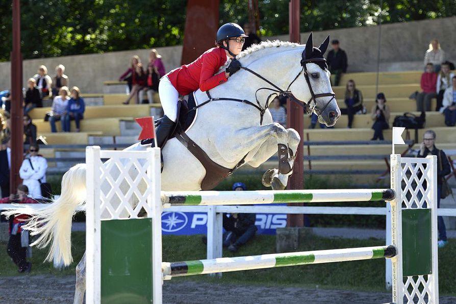 PM-kultaa 2013, kuva: Ulla Lindgren-Fagerholm