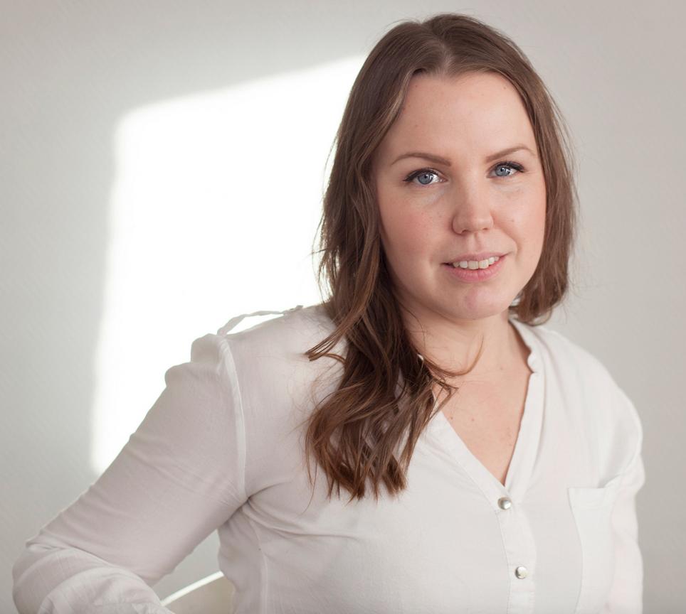 Saara Jantunen. Kuva: Katja Tähjä. Otava 2015