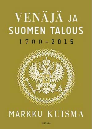 Kirja-arvio: Markku Kuisma – Venäjä ja Suomen talous