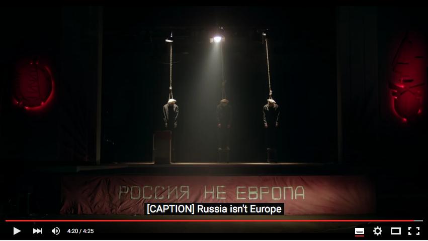 Venäjä ei ole Eurooppa.