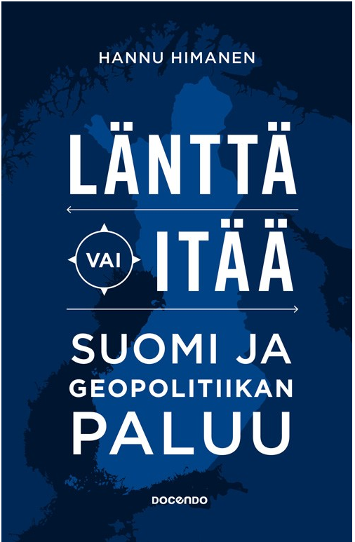 Kirja-arvio: Hannu Himanen - Länttä vai itää