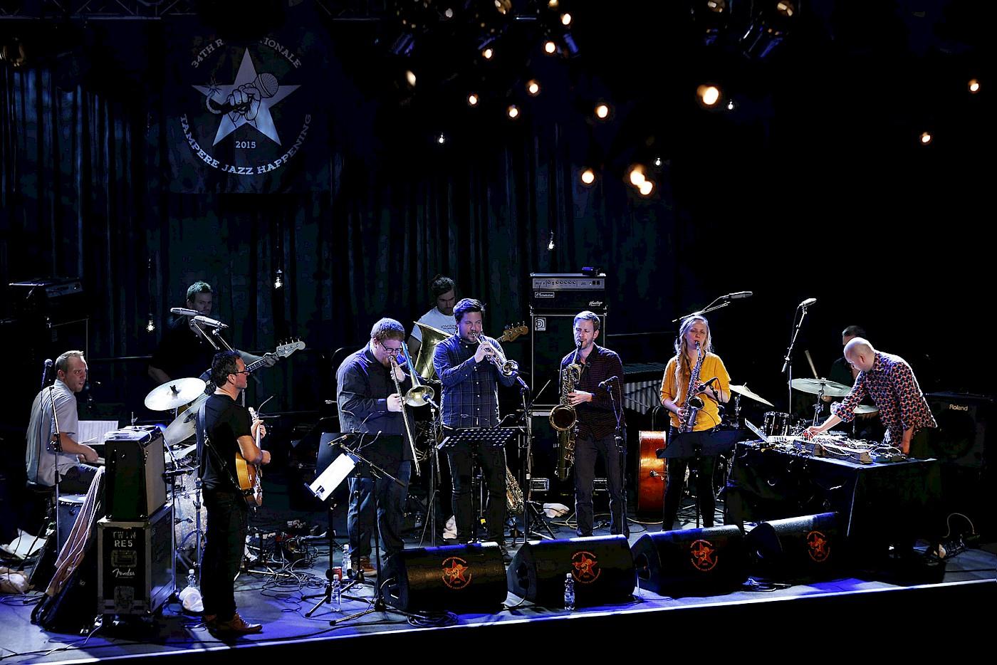Tampere Jazz Happening top 5