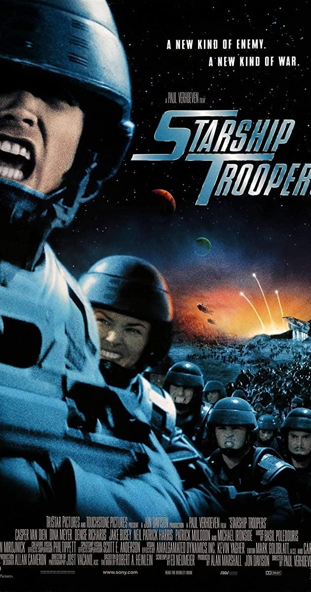 Starship Troopersista