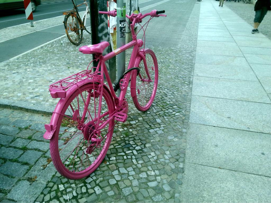 pyörä berliinissä