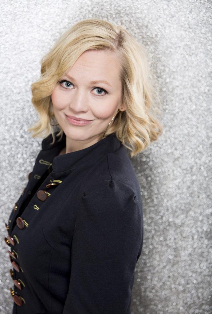 Taina Latvala. Kuva Tommi Tuomi 2014.
