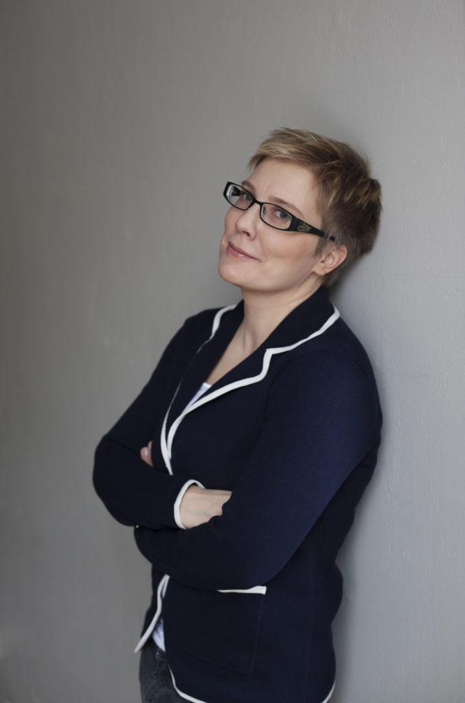 Laura Lehtola. Kuva Katja Tähjä 2015