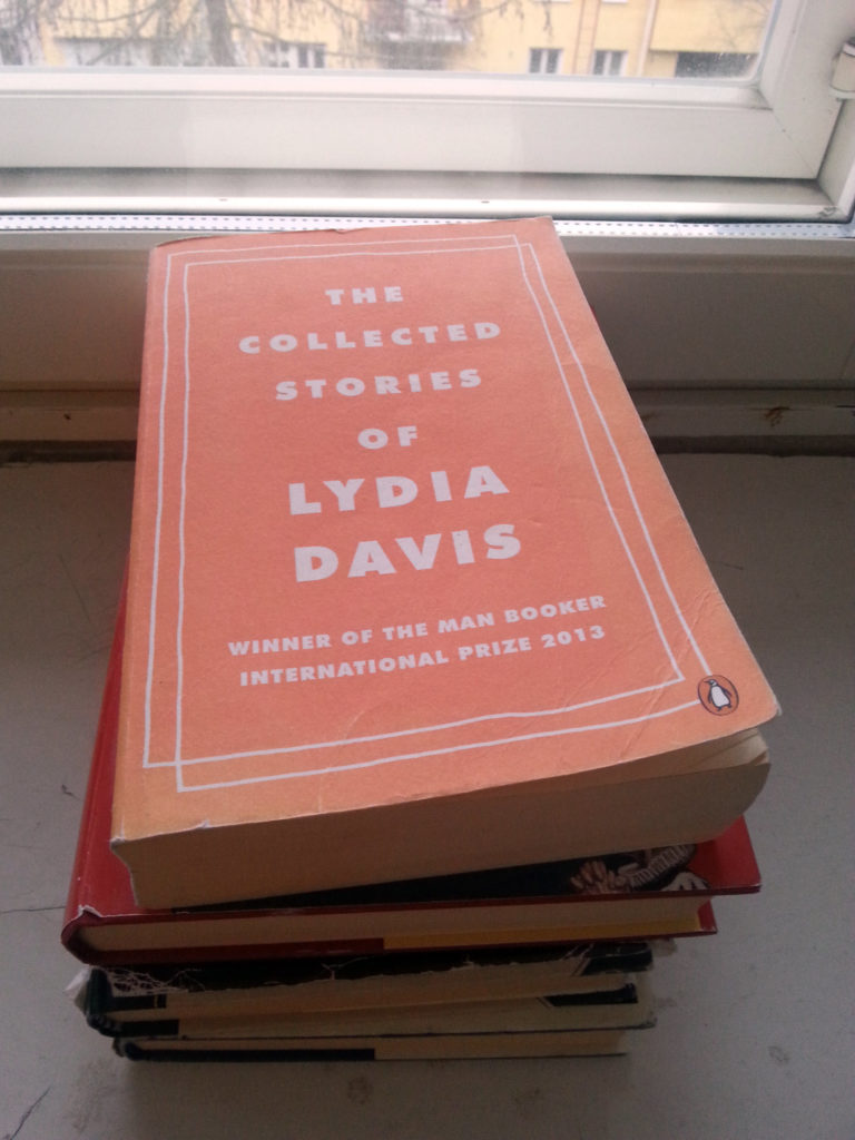 Lydia Davis kirja