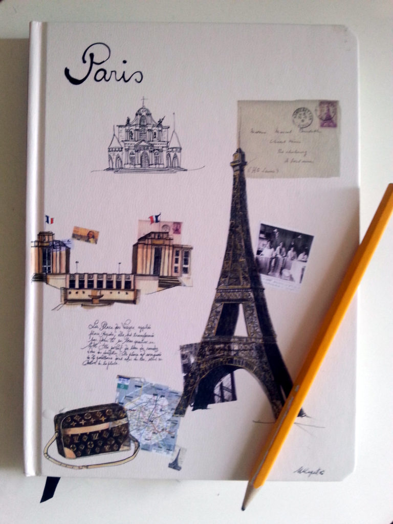 Paris muistikirja
