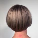 Pieni muuttuminen: hiusväri uusiksi!