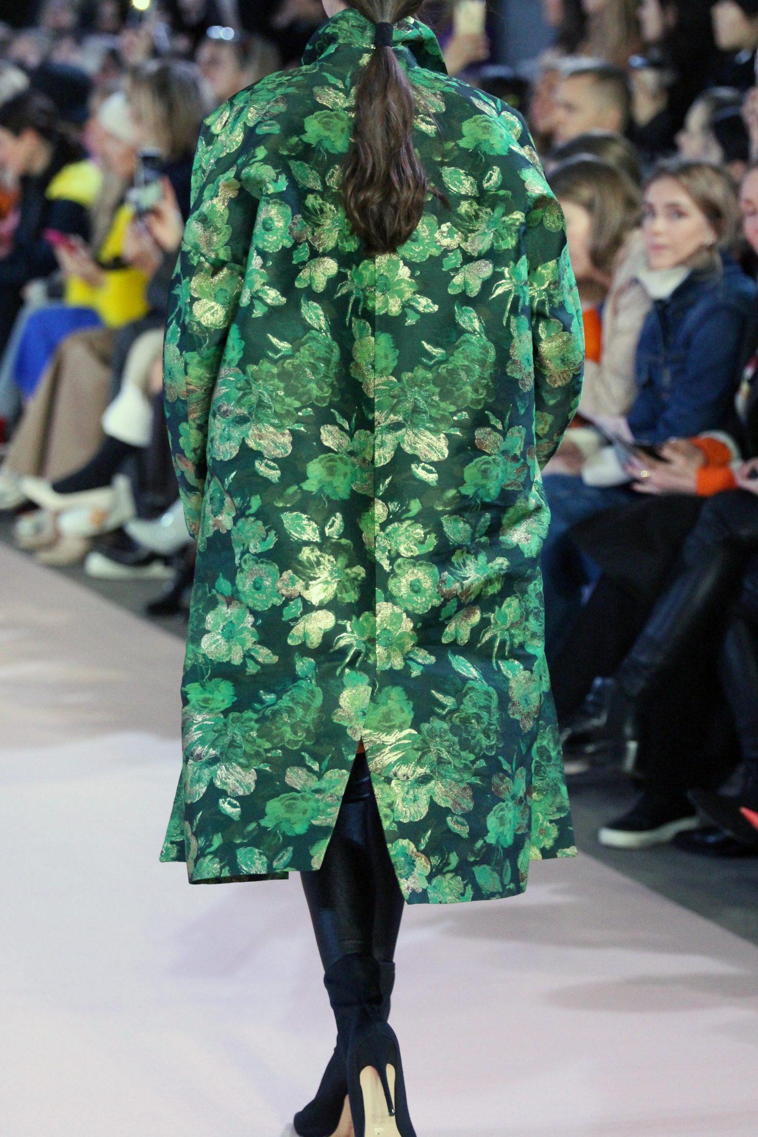 munthe vihreä takki