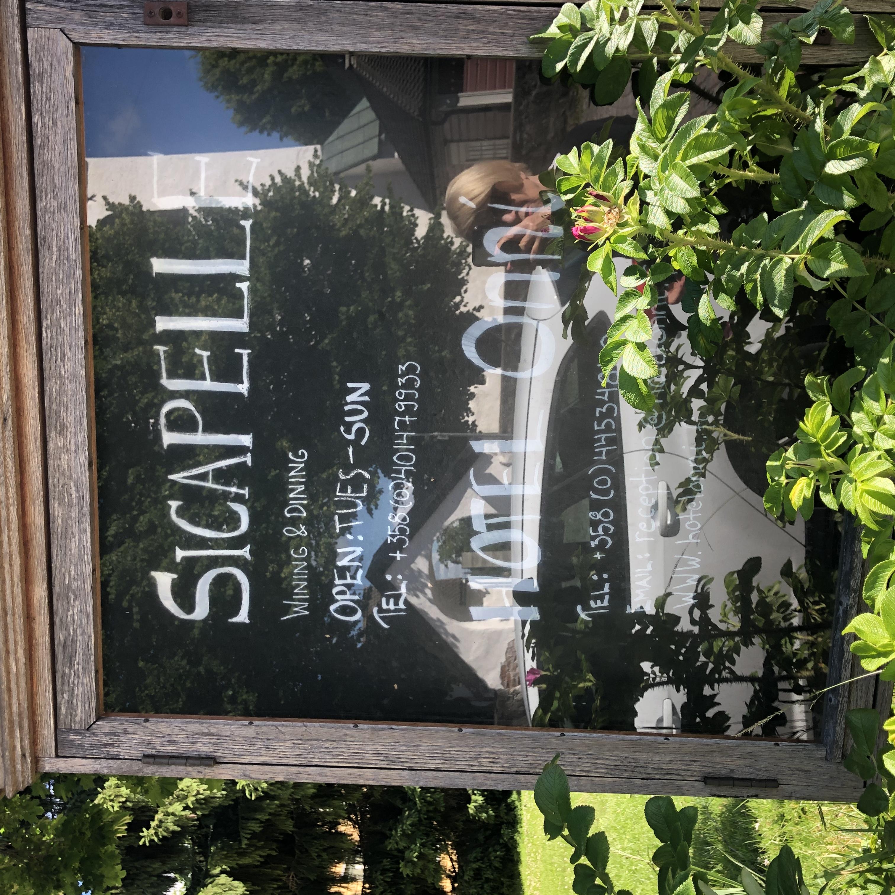 Porvoon ruokapaikat ja kahvilat SicaPelle