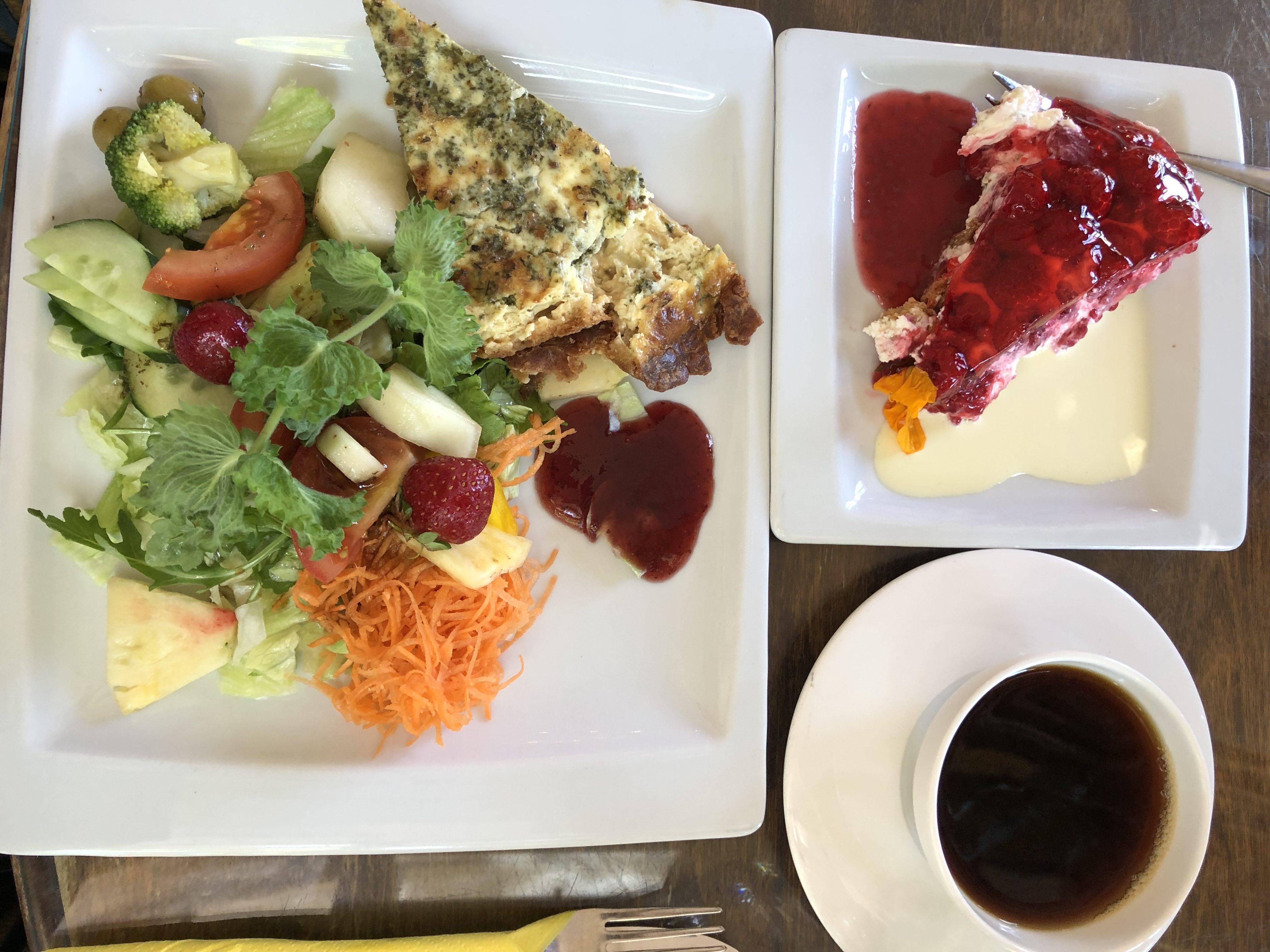 Porvoon ruokapaikat ja kahvilat Cafe Cabriole
