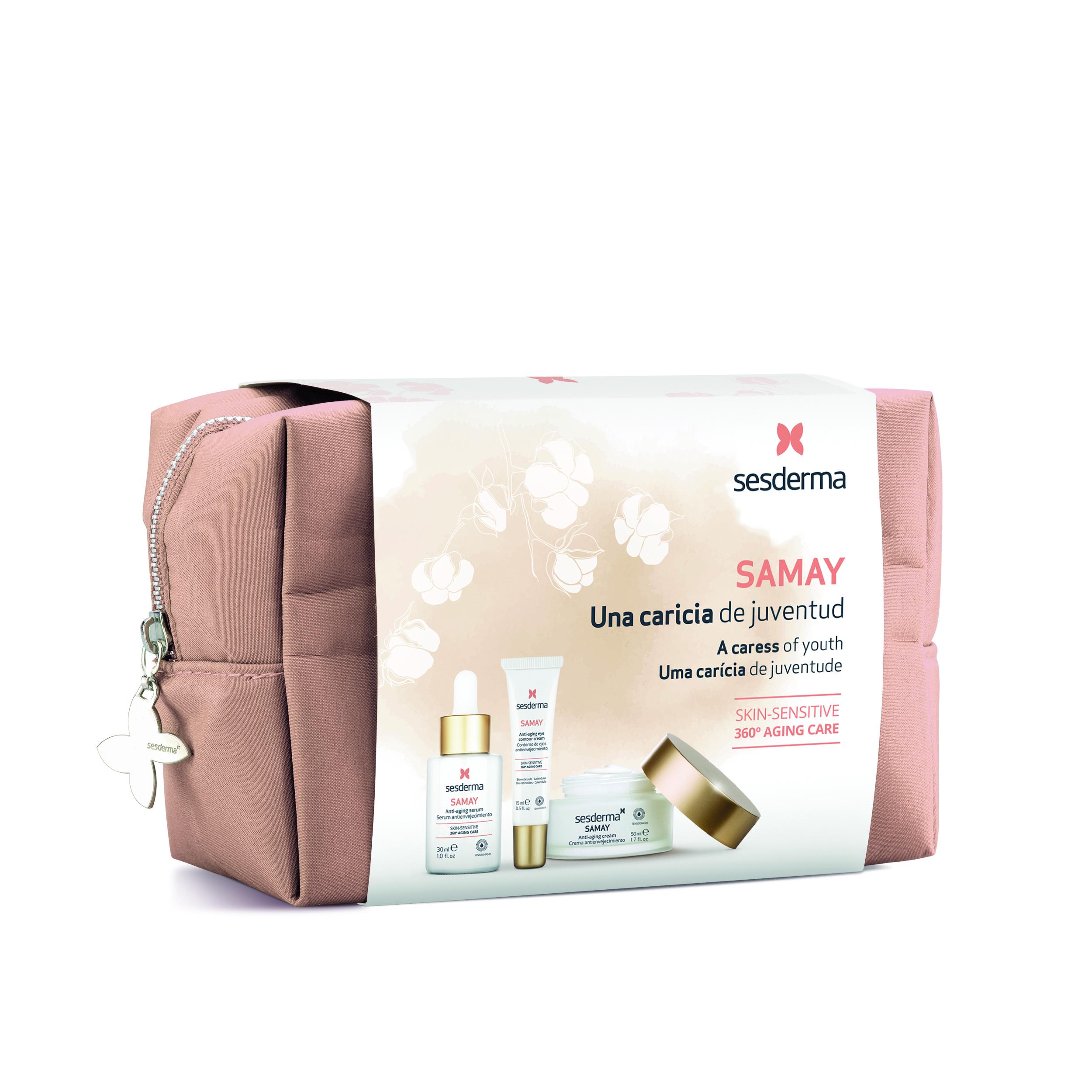 herkän ihon ihonhoitotuotteet laukku