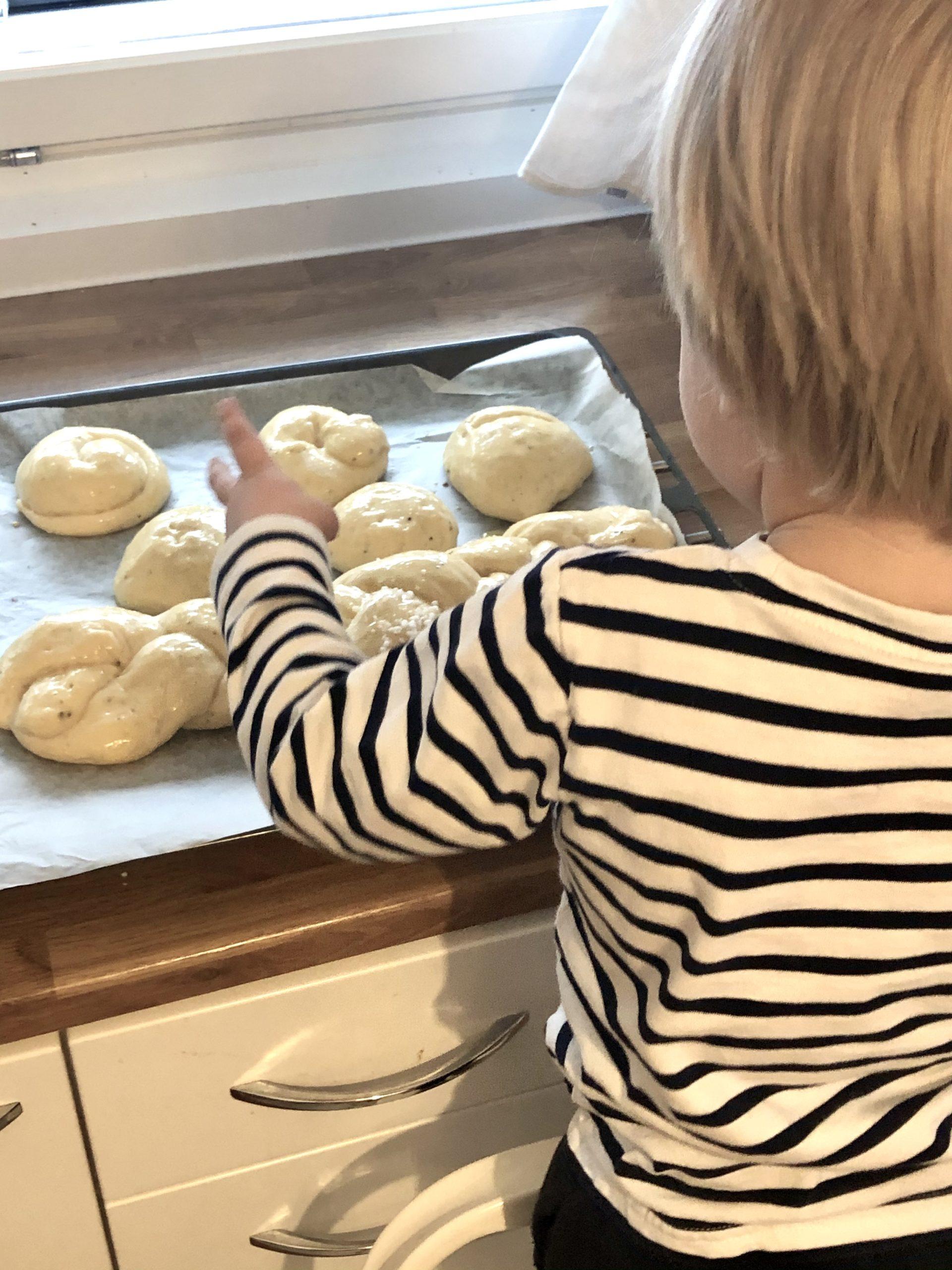 9 faktaa meistä leipominen