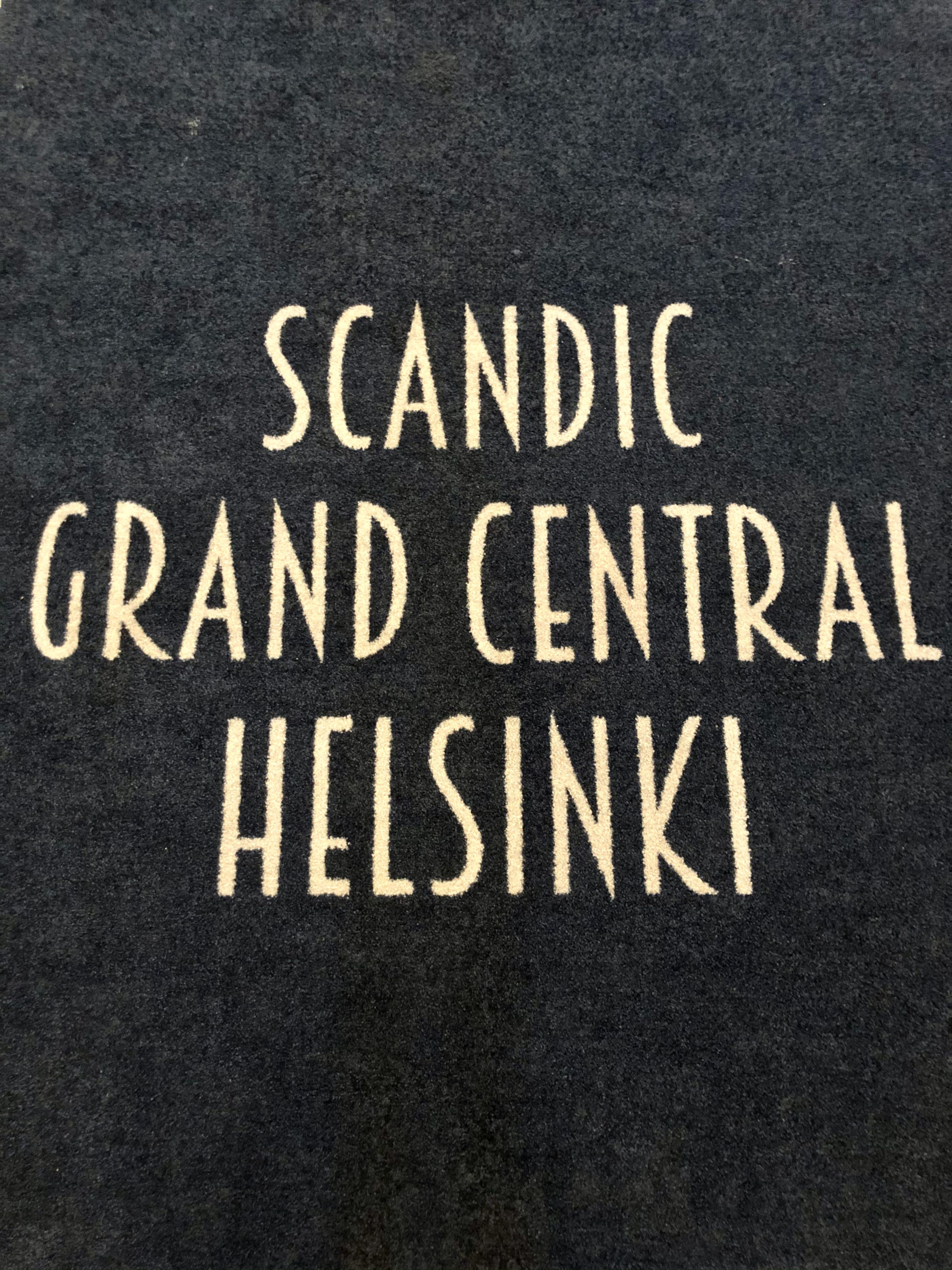 Scandic Grand Central tarjoaa hotellielämyksen matto