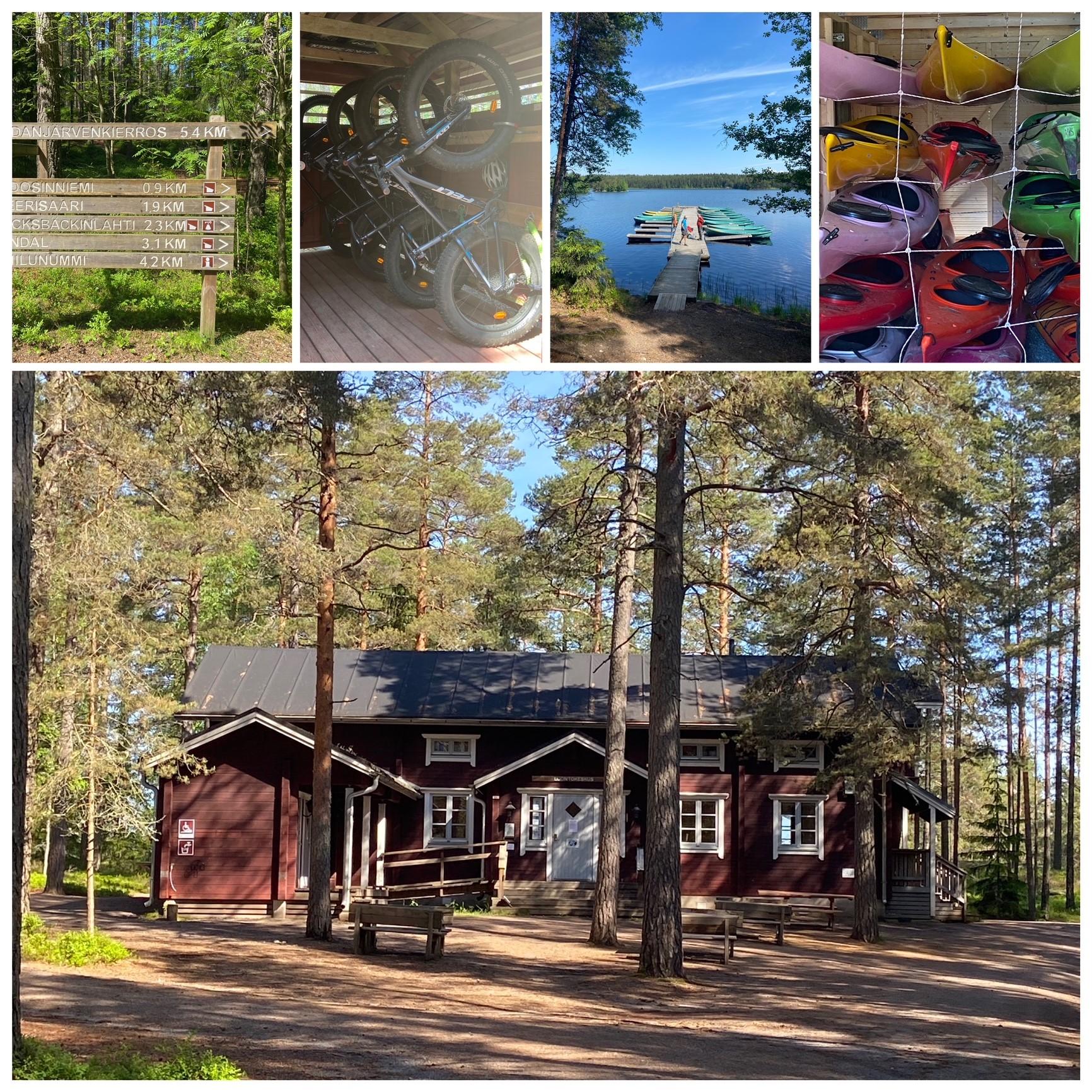 ruukkikylä mathildedal teijon kansallispuisto