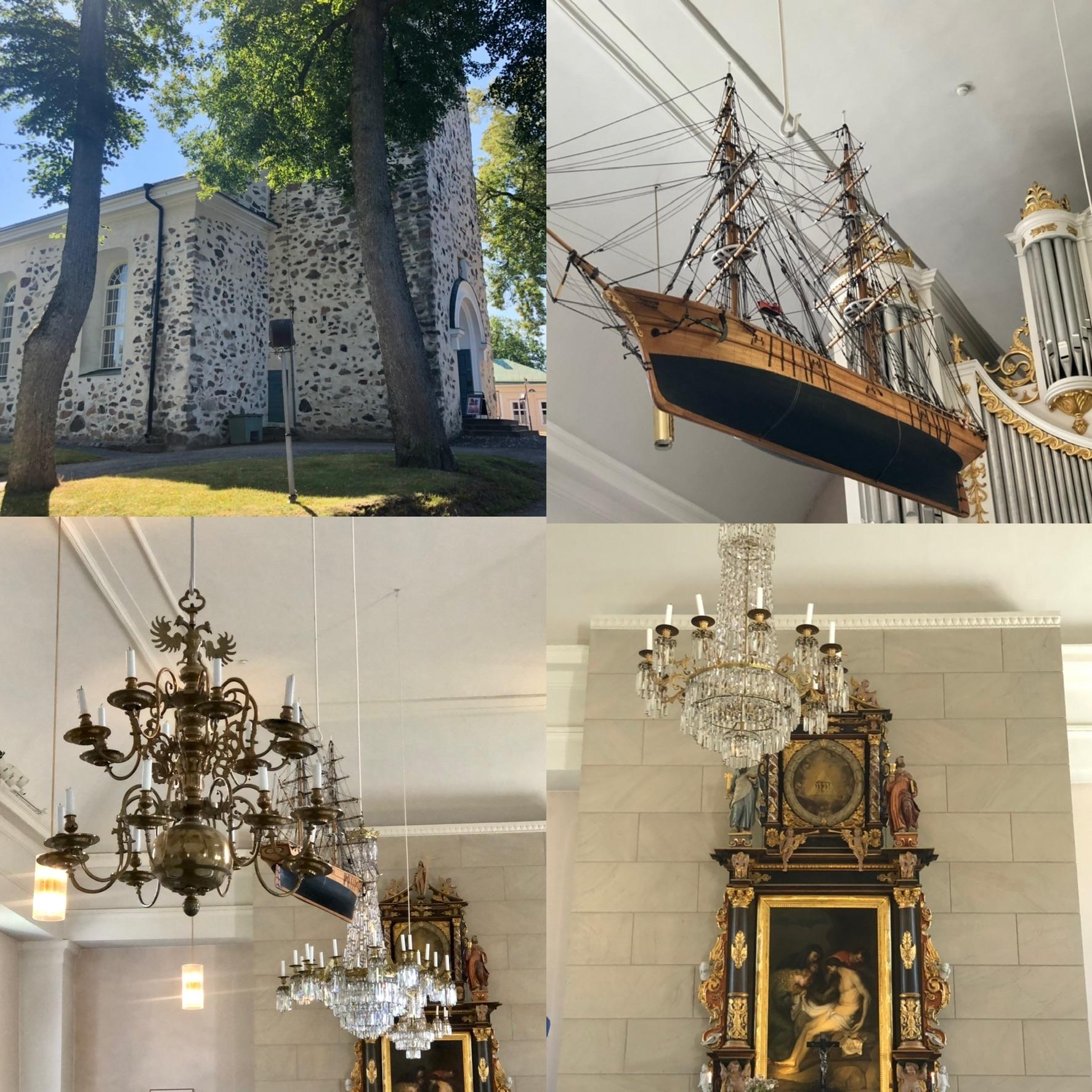 Lähimatka tammisaaren kirkko
