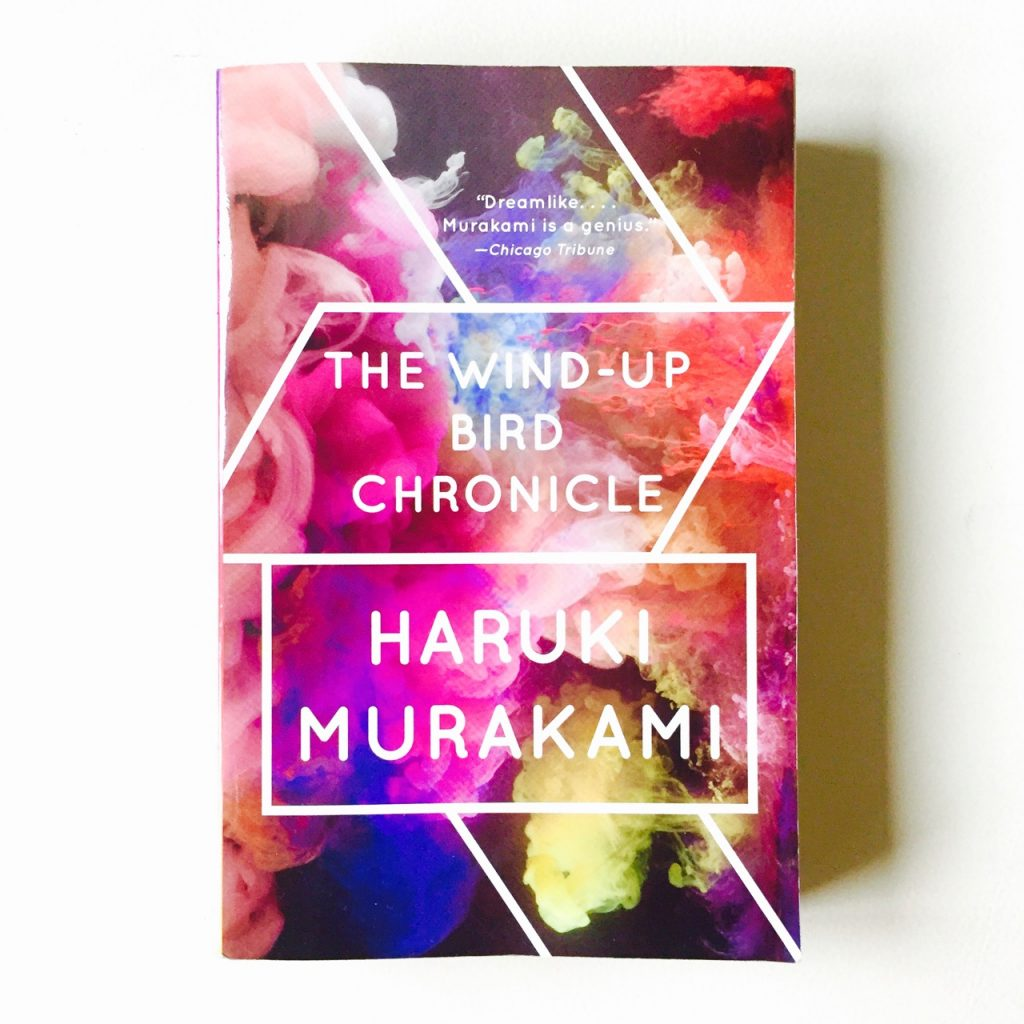 Haruki Murakamin paras kirja?