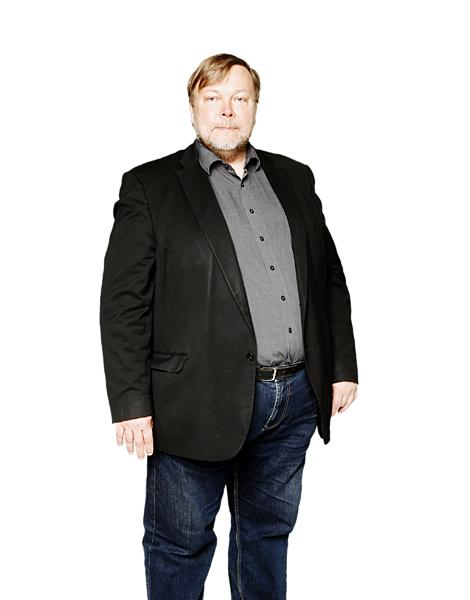 Markus Leikola: Kuntapoliitikkoja näkyvissä