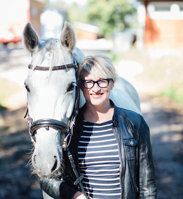 Katja Ståhl: Tehostakaa, tehostakaa!