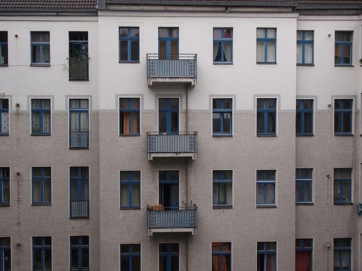 Taiteilijaelämää Berliinissä