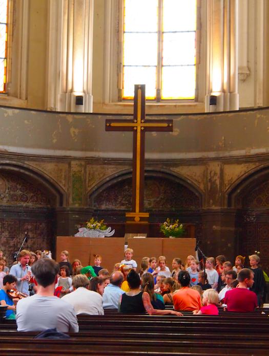 Kapina kirkossa