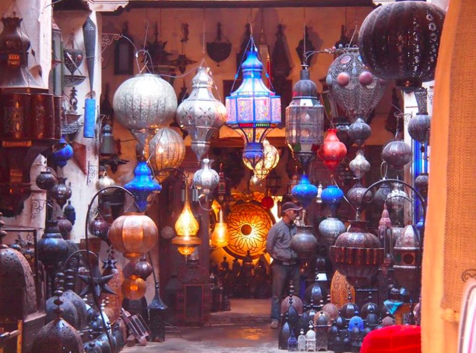 Marrakechissä, osa 2: käsitöitä ja kauneutta
