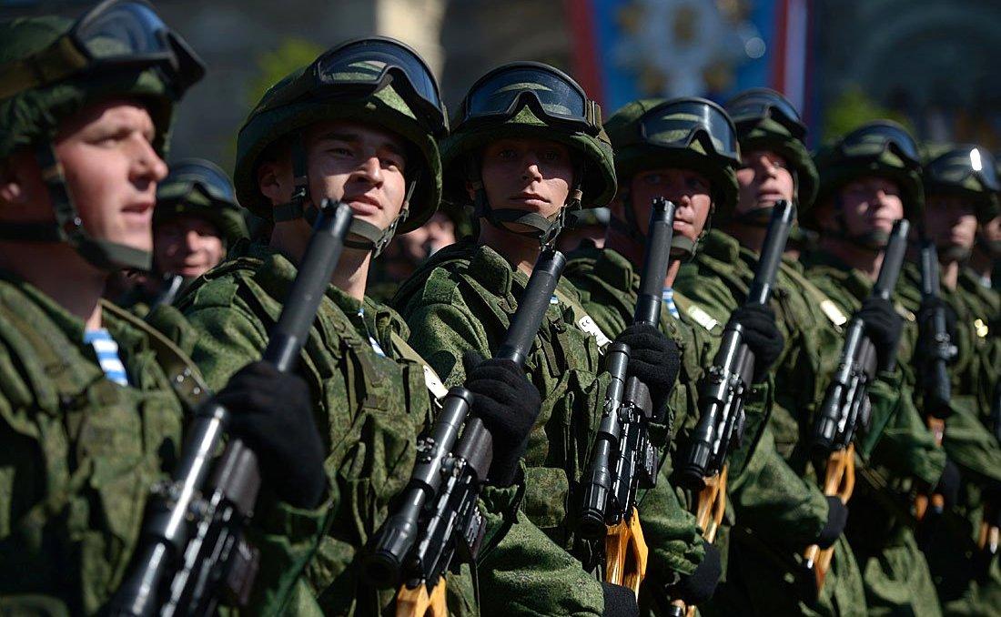 Parade of Victory in the Great Patriotic War. Photo: RIA Novosti