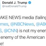 Trumpilla on kohta verta käsissään