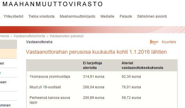 Suomen pakolaisapu hamina