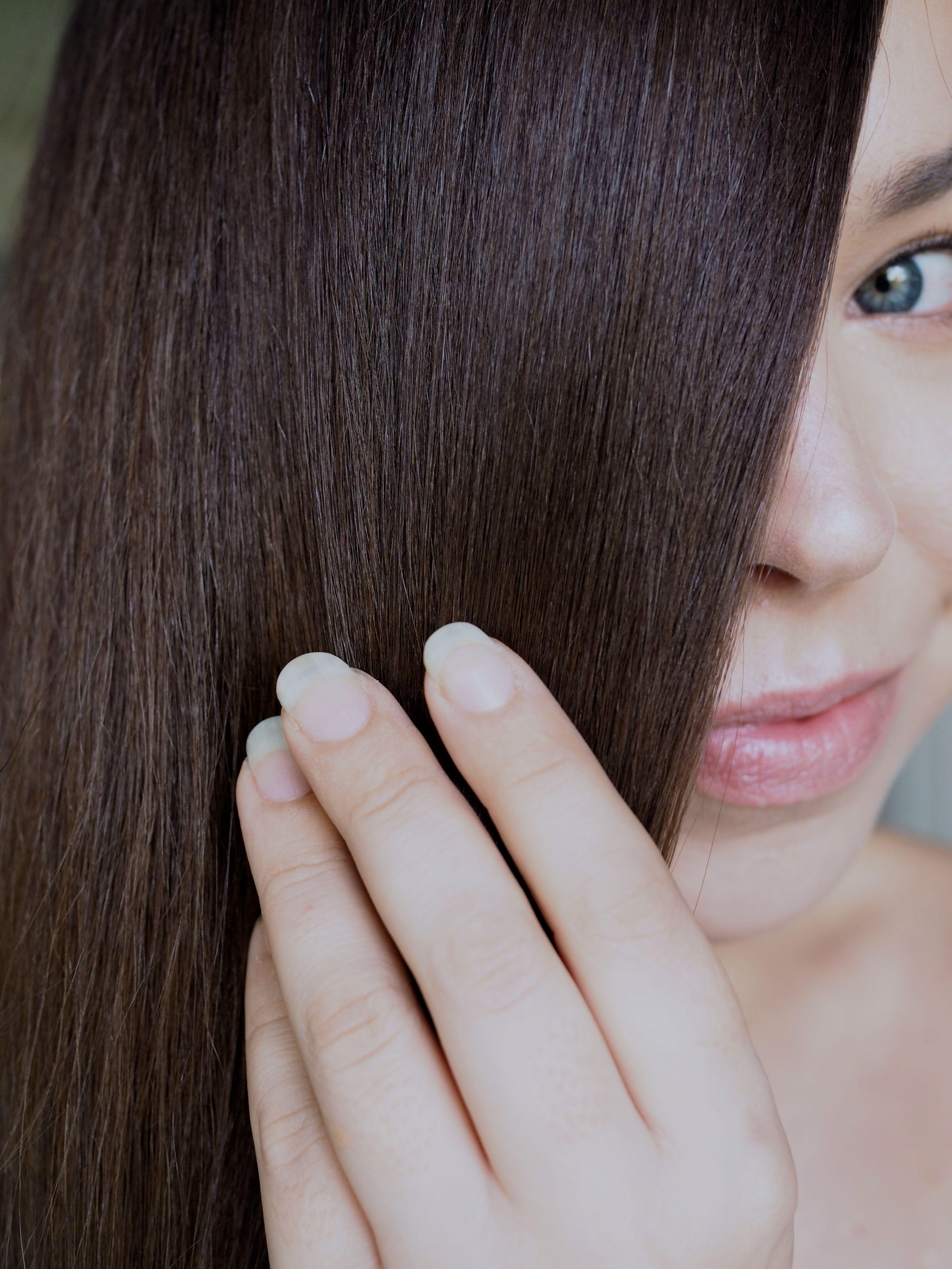 iho hiukset kynnet
