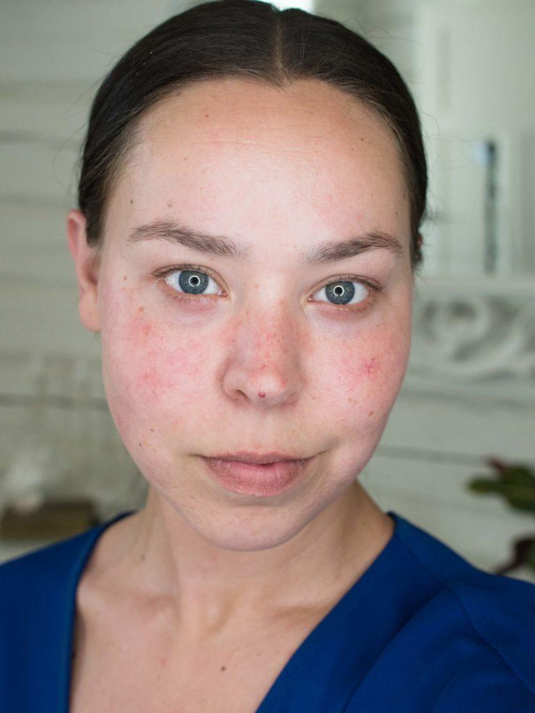 ihon valmistelu meikkiin