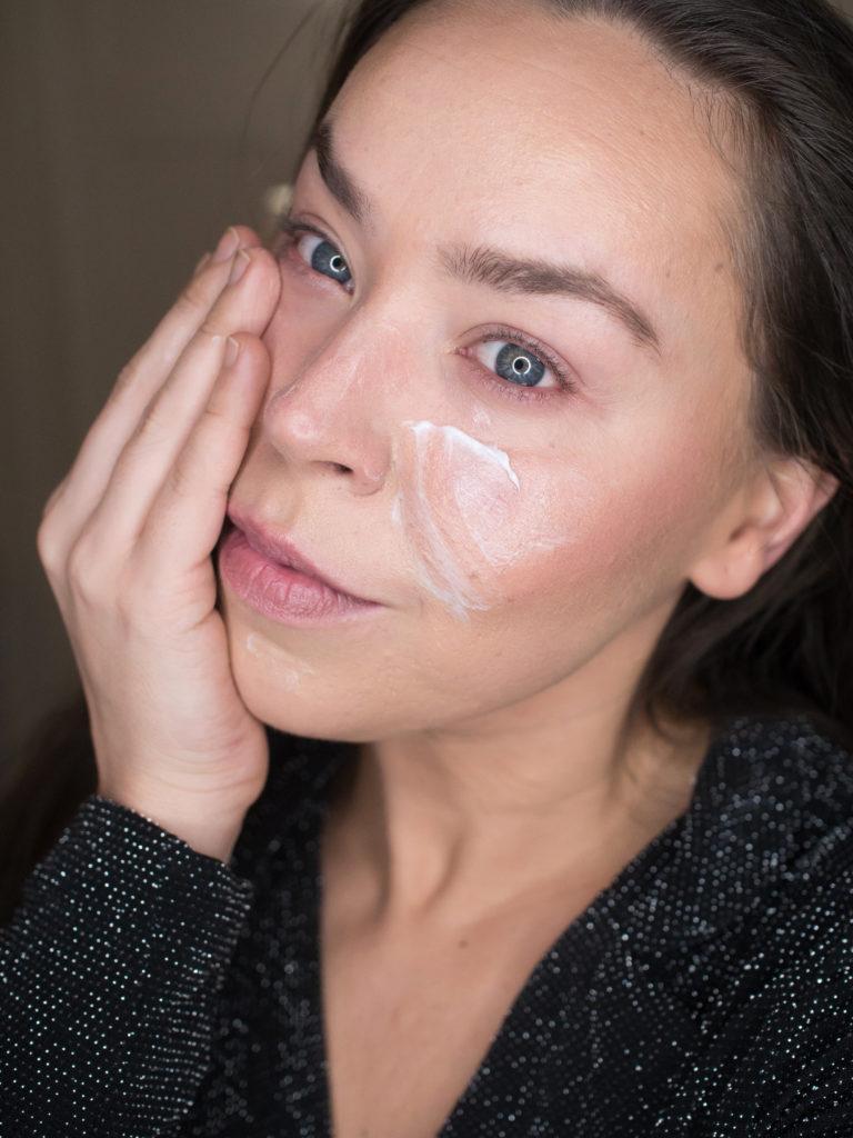 ihon tehokas kosteutus