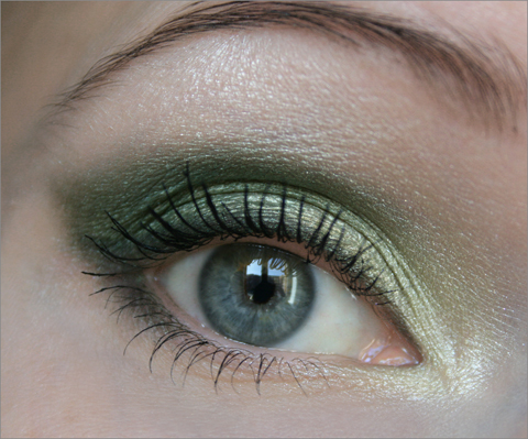 Tutorial: Spring Greens